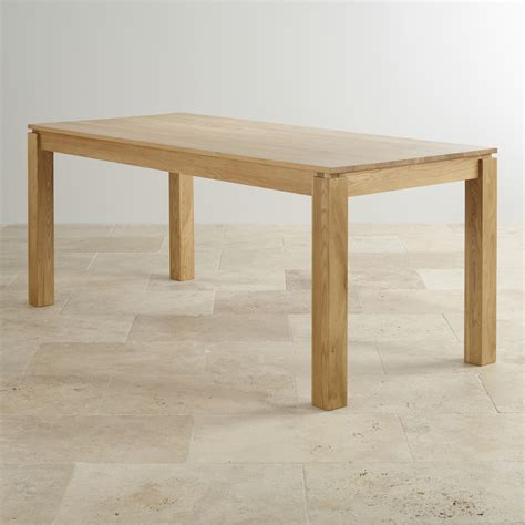 Solid Oak Table by Galway 6ft X 2ft 8 Quot Solid Oak Table Dining Furniture