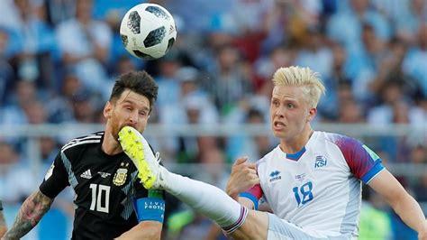 argentina vs iceland argentina vs iceland highlights fifa world cup 2018 arg