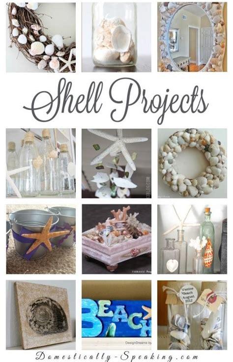 seashore badezimmerdekor diy seashell projects muschel maritim und neues zuhause