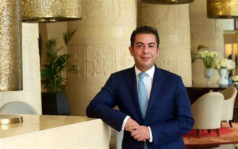 Become A Hotel Manager by Raffles Dubai Promote New General Manager Hoteliermiddleeast