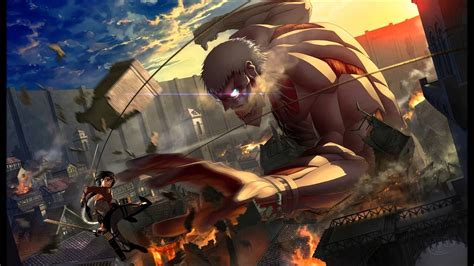 Attack On Titan 09 attack on titan trailer 2 muita a 231 227 o e sangue no novo