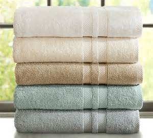 pottery barn towels spa quality fresh clean towels at home easy affordable