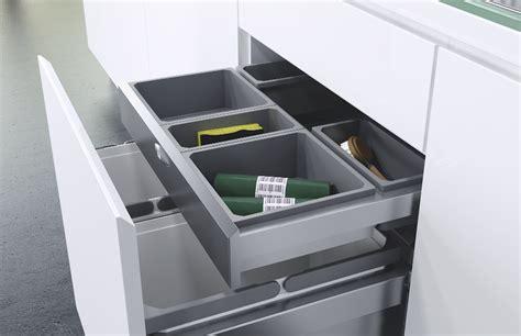 cassetto cucina dentro al cassetto nuove attrezzature per lo storage