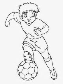 famos soccer players free colouring pages