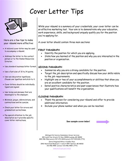 exle of a cover letter for a cv resume cover letter exles resume cv