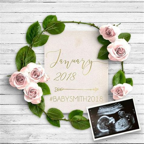 Best 25 Pregnancy Announcement Template Ideas On Pinterest Pregnancy Calendar Due Date Pregnancy Announcement Template