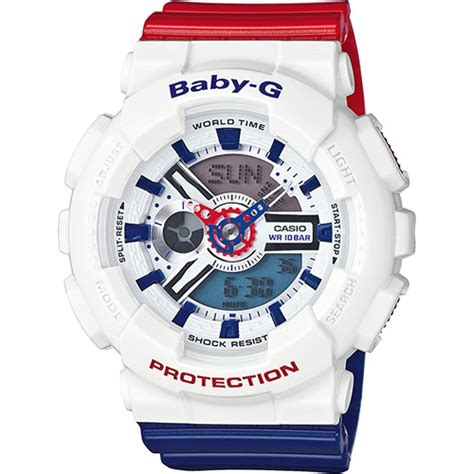 Ba 110tp 7aer baby g watches products casio