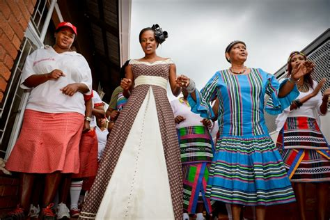 south african traditional outfits  weddings fashion