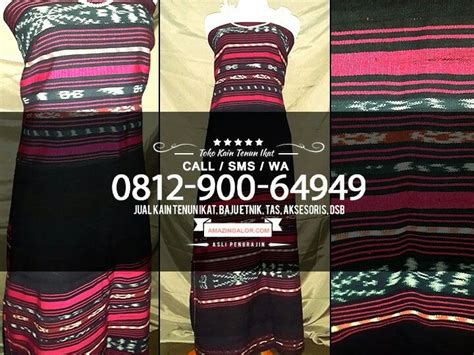 Kain Tenun Ikat Endek 8 8 best wa 081290064949 toko kain tenun ikat kain tenun ntt baju tenun wanita images on