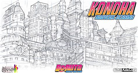 boruto the movie le nouveau film de naruto dat 233 26 mai le nouveau konoha de boruto le film se d 233 voile un peu plus