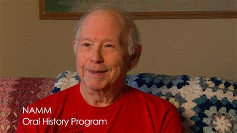 buddy merrill oral histories nammorg