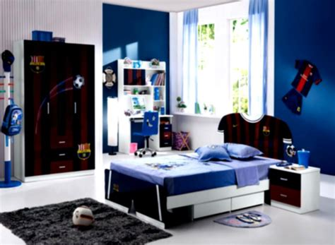 Decoration Ideas For Bedrooms Teenage Boys With Cool Boys Bedroom Furniture Ideas