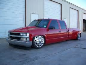 Dually Truck With Semi Wheels For Sale 1999 Chevrolet Dually 16 000 Or Best Offer 100089975