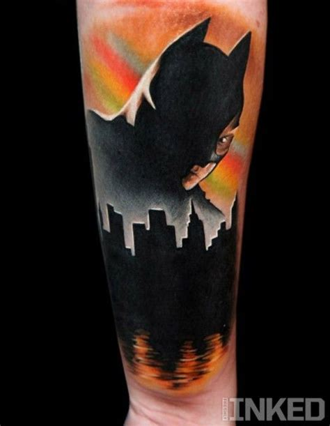 my tattoo addiction batman 133 best images about superhero tattoos on pinterest see