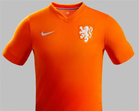 Jersey Retro Belanda 2010 netherlands world cup home shirt unveiled modernity