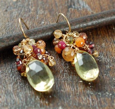 Handmade Semi Precious Jewellery - 17 best images about handcrafted semi precious jewellery