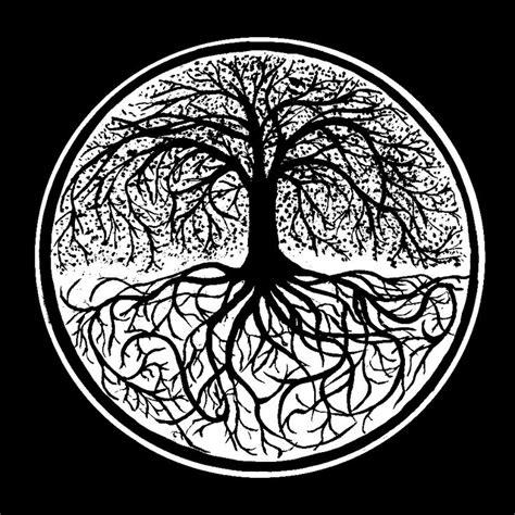 asatru tattoos asatru yggdrasil paganism asatru