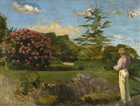 the little gardener biographie et œuvre de fr 233 d 233 ric bazille 1841 1870