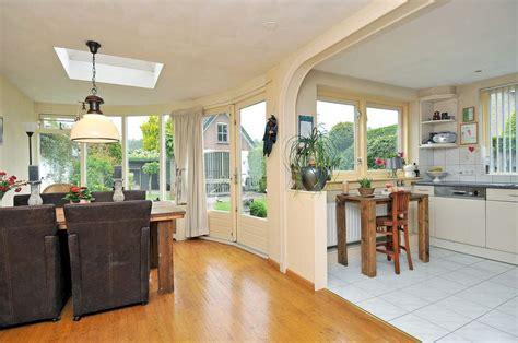 open plan kitchen living room flooring ideas