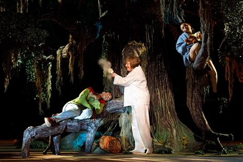 midsummer nights dream a shakespeare in the park midsummer night s dream aging fairies time