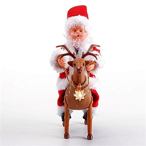 animated christmas figures collectibles