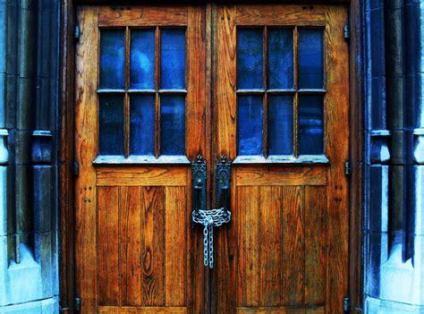 Better Lock Them Doors by Locked Door Traditional Door Lock
