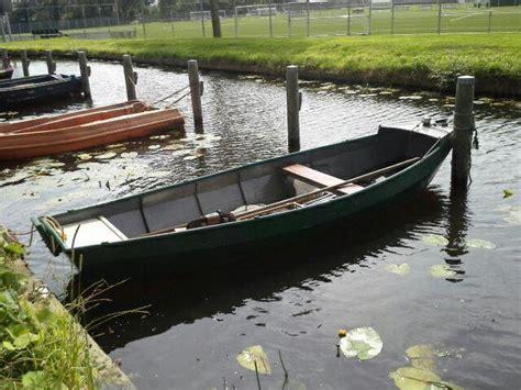 nieuwe stalen roeiboot roeiboten oost vlaanderen de gratis zoekertjes site