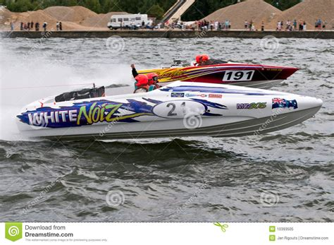 dream boat race f1 waterski race editorial image image of genk cranny