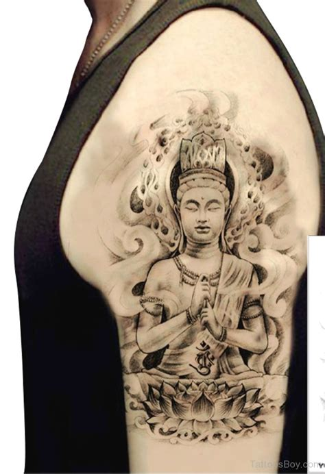 buddha tattoo designs gallery buddhist tattoos designs pictures page 11