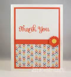 thank you card ink it up with card ideas sting techniques