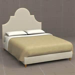 3d Bed Ornate Bed 3d Model Formfonts 3d Models Amp Textures