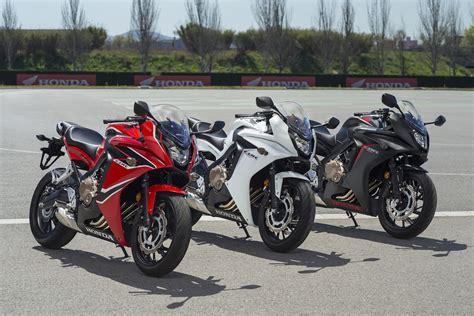 Honda Motorrad Cbr 650 F by Cbr 650 Et Cb 650 Deux En Une Encore Plus Aff 251 T 233 Es