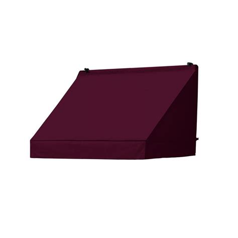 awnings in a box 6 ft classic awning 25 in projection