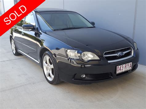 subaru sedan 2004 2004 automatic subaru liberty sedan black used vehicle sales