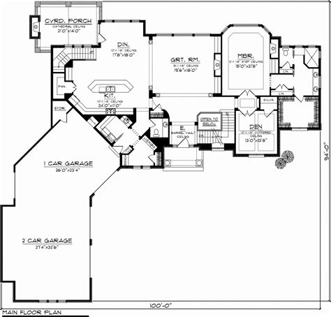 bungalow house plans with angled garage