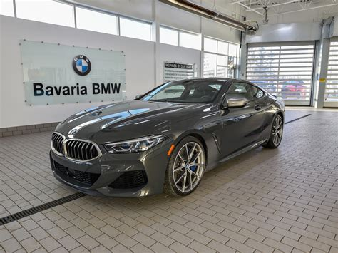 2020 Bmw 850i by New 2019 Bmw 850i Xdrive Coupe Coupe In Edmonton 198c5589