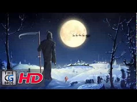 cgi  animated short hd santa  death  simpals youtube