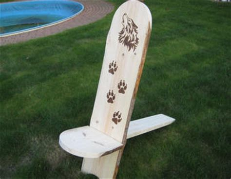 stuhl aus 2 brettern wikingerstuhl steckstuhl bauanleitung zum selber bauen