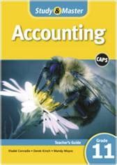 9781107626010 Study And Master Accounting Teachers Guide