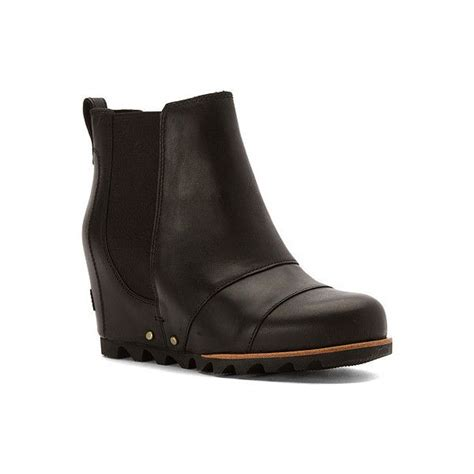25 best ideas about black wedge shoes on