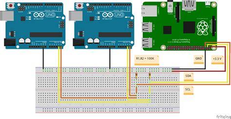arduino i2c wiring diagram choice image wiring diagram