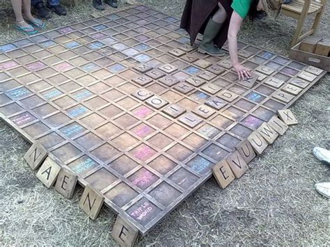 garden scrabble just added to hubby s to do list diy outdoor scrabble