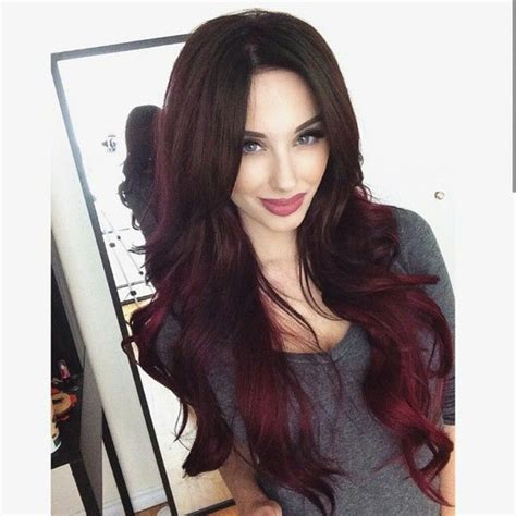 ethnic hair coloring 1000 ideas about black cherry hair on pinterest black