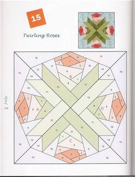 Foundation Patchwork - best 20 foundation paper piecing ideas on