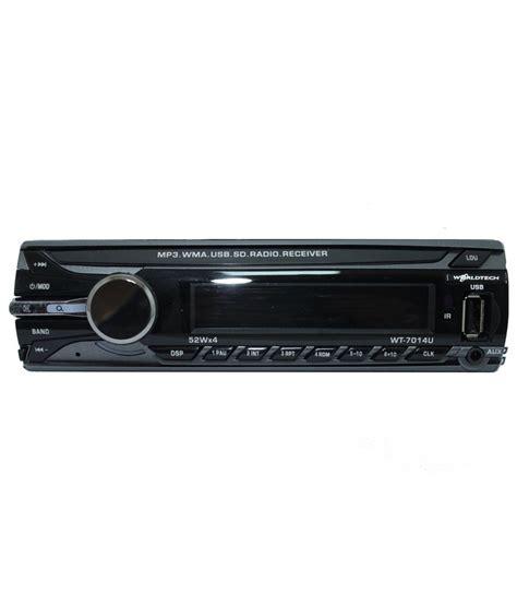 worldtech wt  car audio player buy worldtech wt  car audio player    price