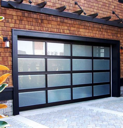 Translucent Garage Door by Getting Into The Garage Groove Portland Monthly