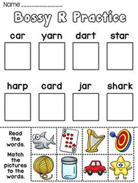 Bossy R Coloring Page by 1000 Images About 2nd Grade Spelling On