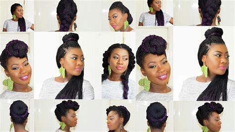 ways to style twisting hair how to style senegalese twist in a minute 11 simple ways