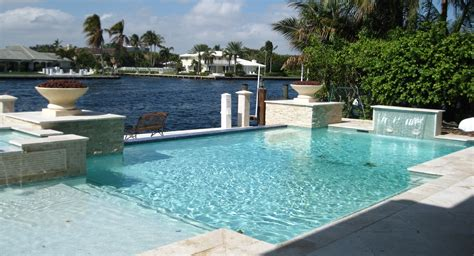 designer pools swimming pool designer in parkland florida pool