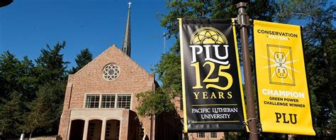 Pacific Lutheran Mba Ranking by Plu Included On Best Of Lists For Value And Business